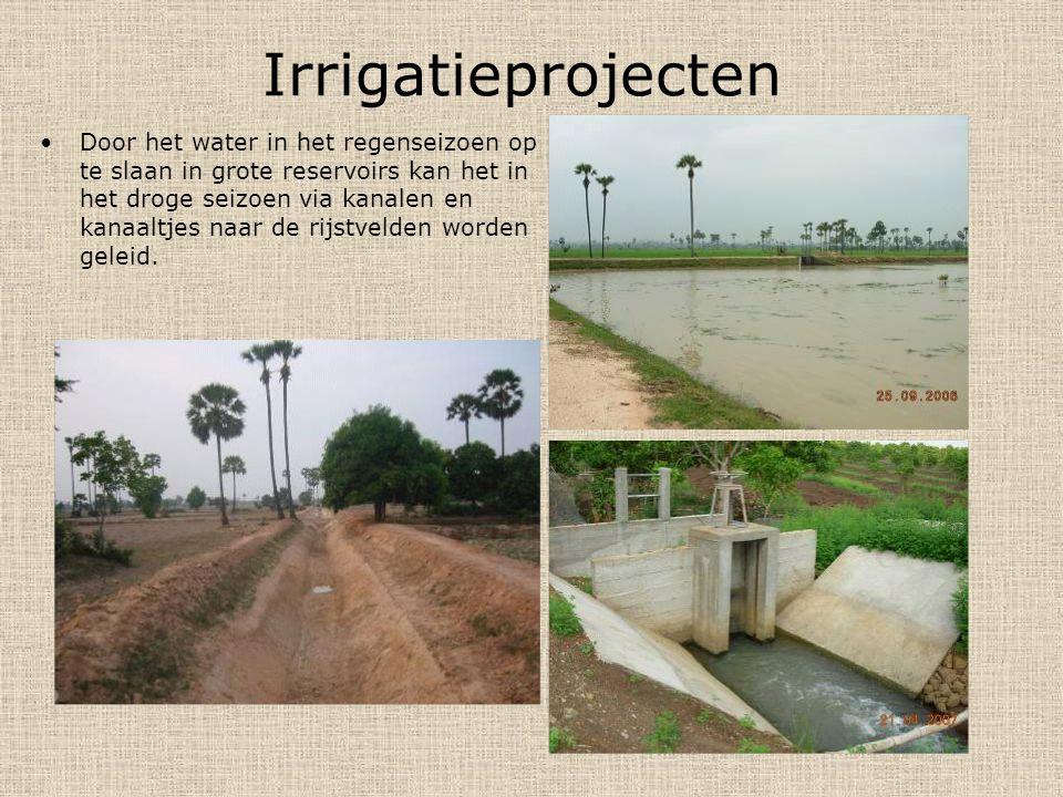 Irrigatieprojecten