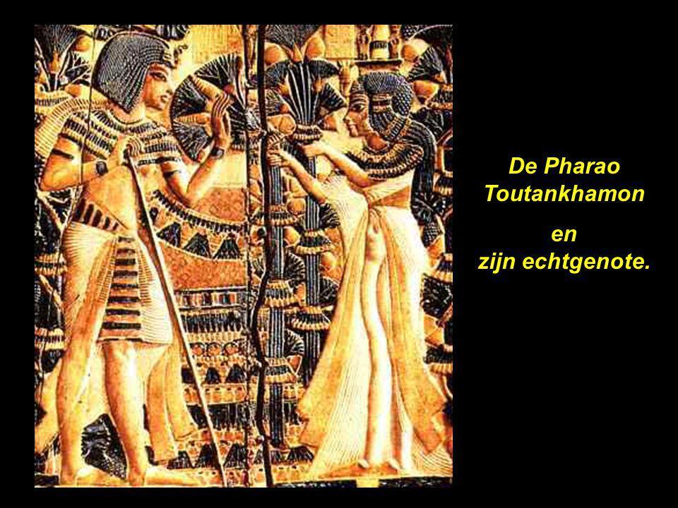De Pharao Toutankhamon