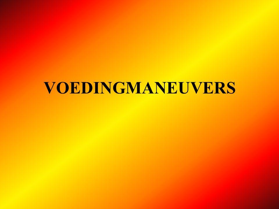 VOEDINGMANEUVERS