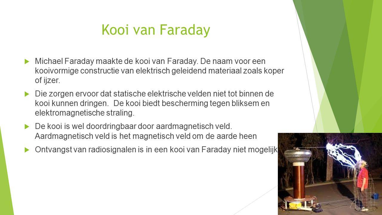 Kooi van Faraday