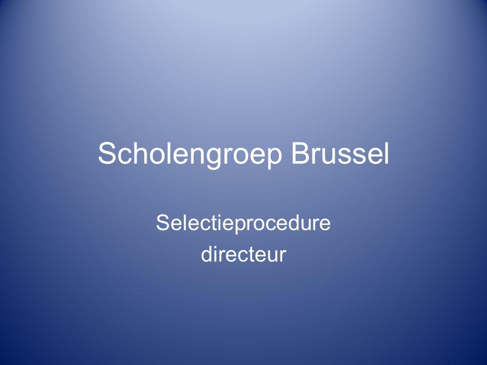 Selectieprocedure directeur