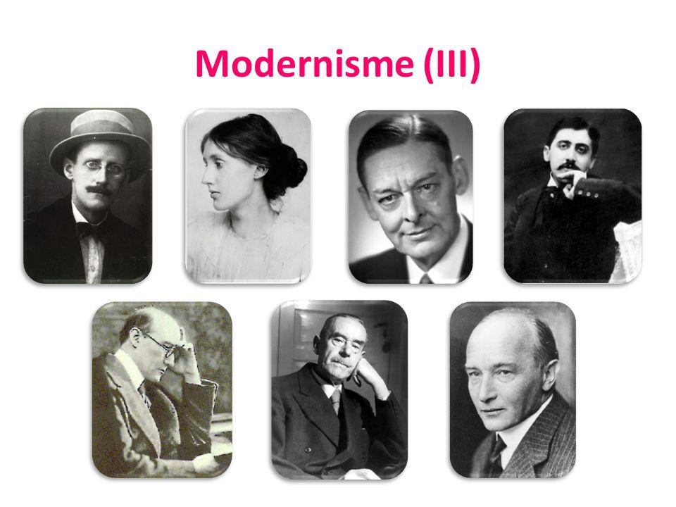 Modernisme (III)