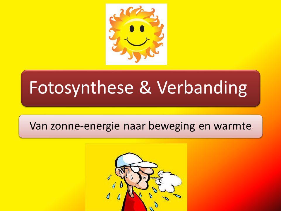 Van zonne-energie naar beweging en warmte