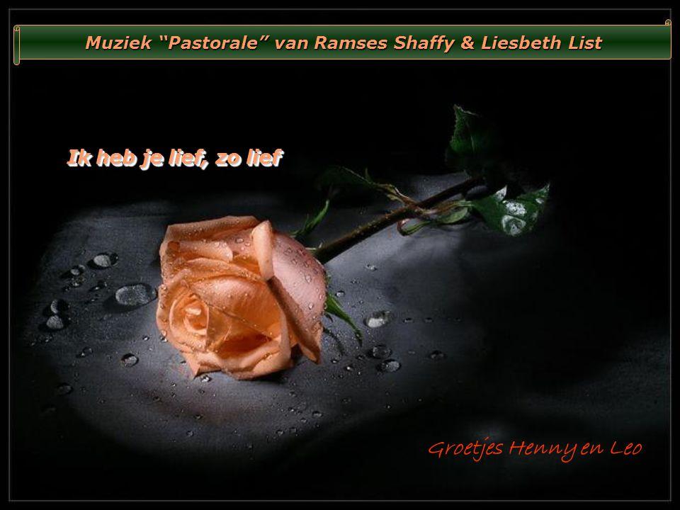 Muziek Pastorale van Ramses Shaffy & Liesbeth List