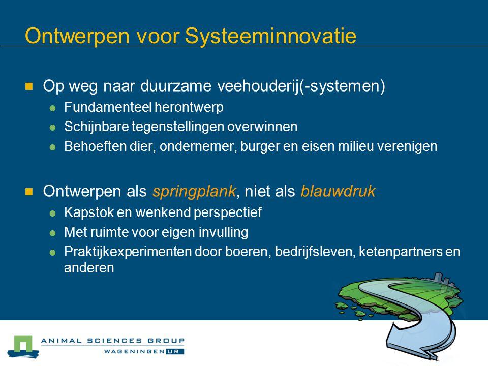 Ontwerpen voor Systeeminnovatie