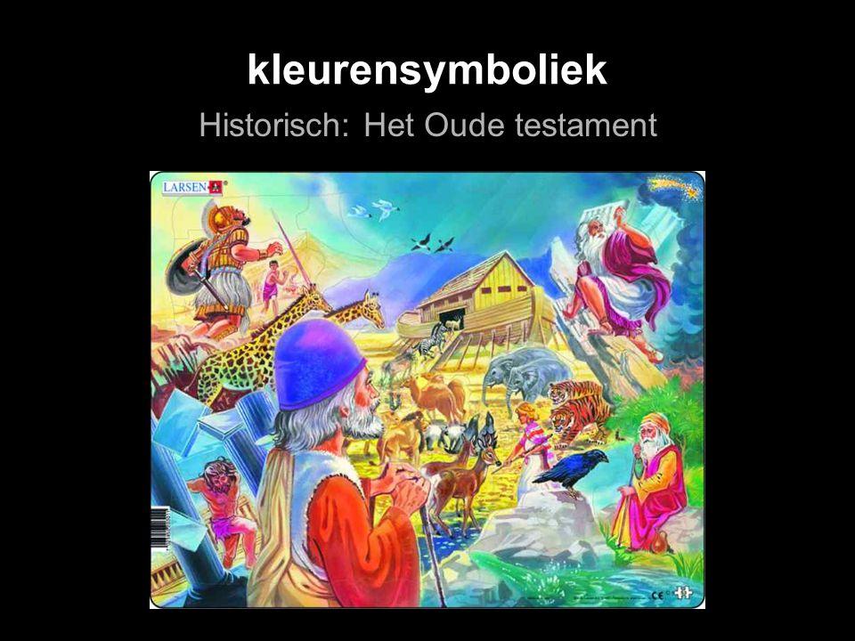 Historisch: Het Oude testament