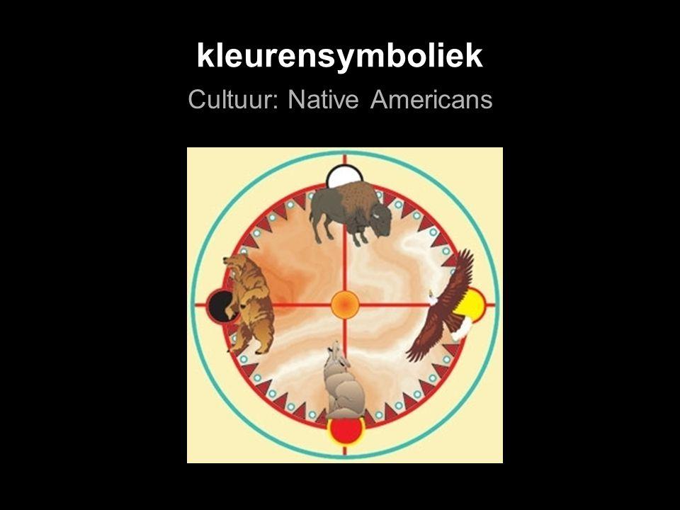 Cultuur: Native Americans