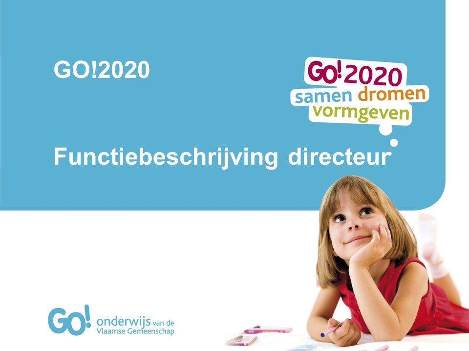 GO!2020 Functiebeschrijving directeur