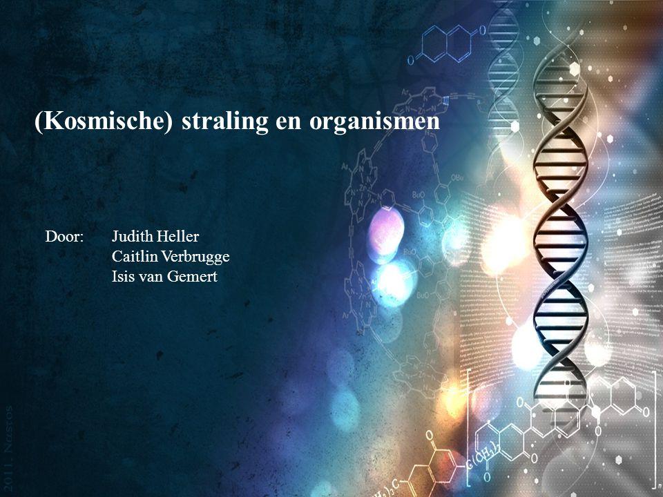 (Kosmische) straling en organismen