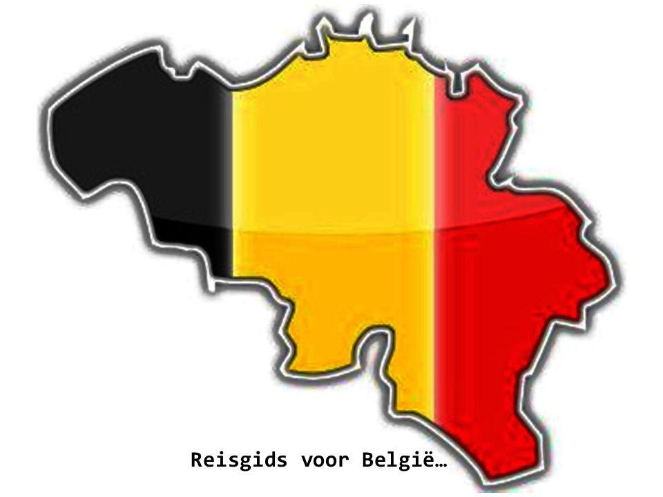 Reisgids voor België…