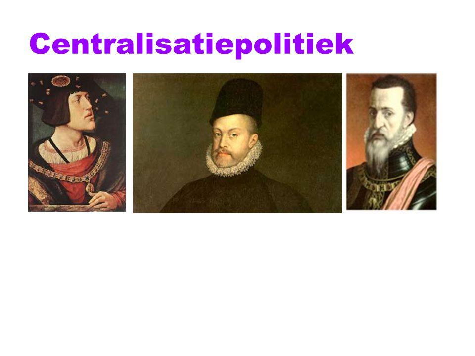 Centralisatiepolitiek
