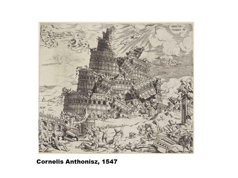 Cornelis Anthonisz, 1547