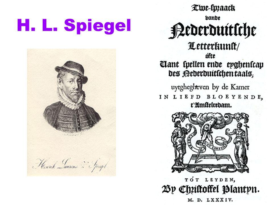 H. L. Spiegel