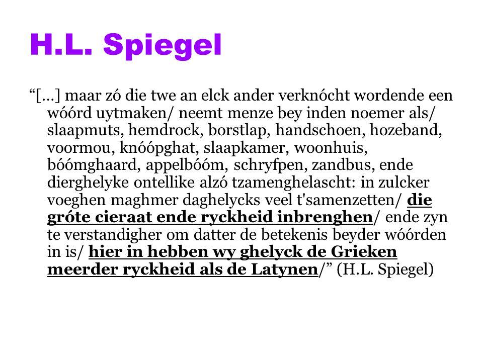 H.L. Spiegel