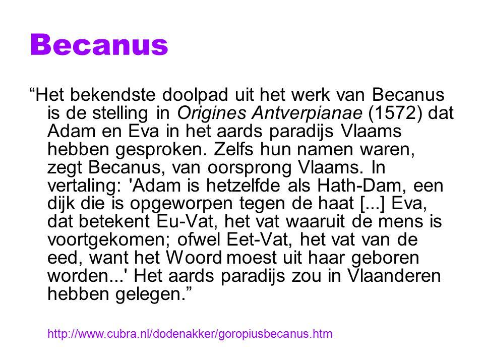 Becanus
