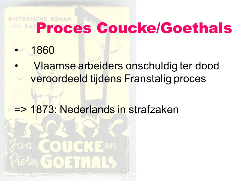 Proces Coucke/Goethals