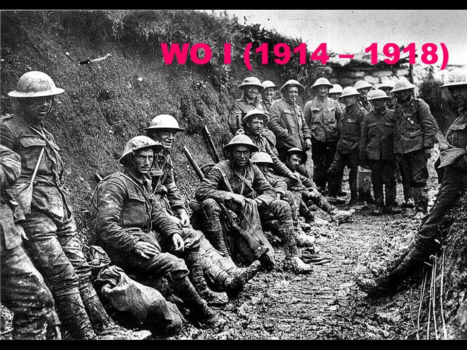 WO I (1914 – 1918)