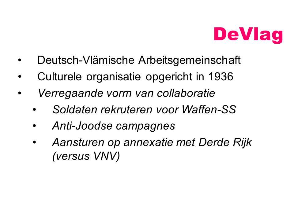 DeVlag Deutsch-Vlämische Arbeitsgemeinschaft