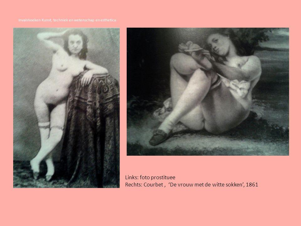 Invalshoeken Kunst, techniek en wetenschap en esthetica