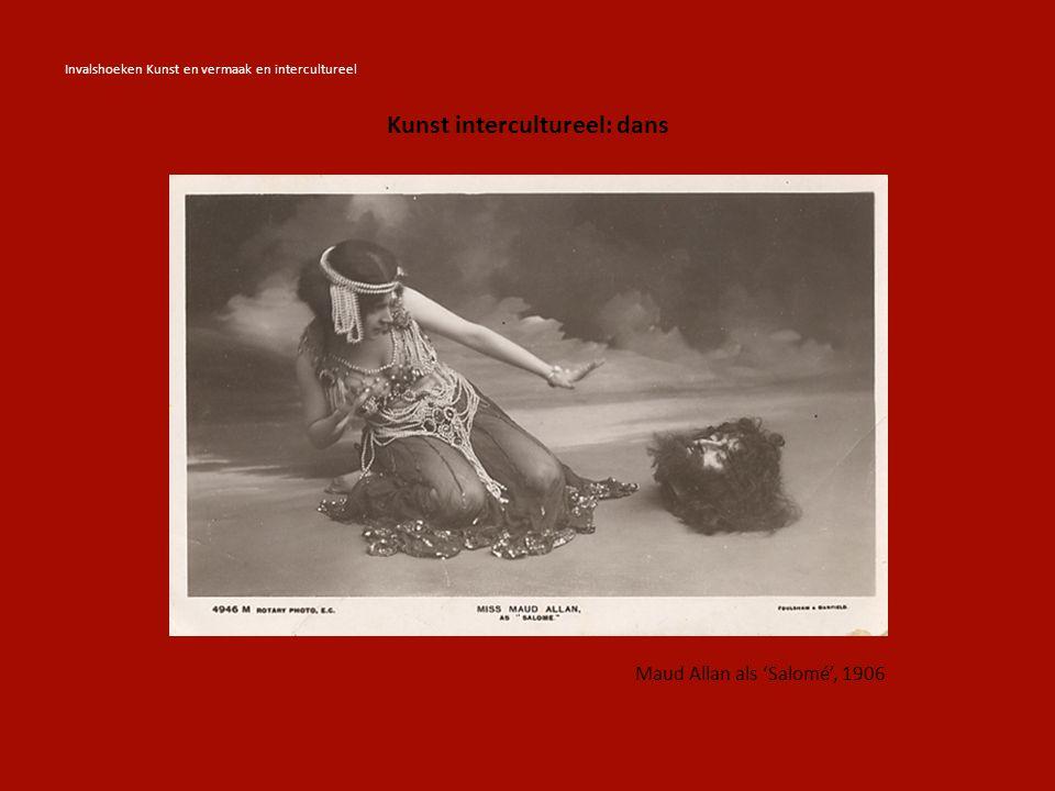 Kunst intercultureel: dans