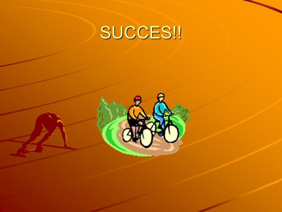 SUCCES!!
