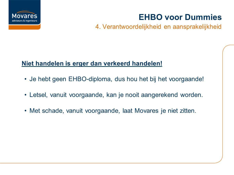 EHBO voor Dummies 4. Verantwoordelijkheid en aansprakelijkheid