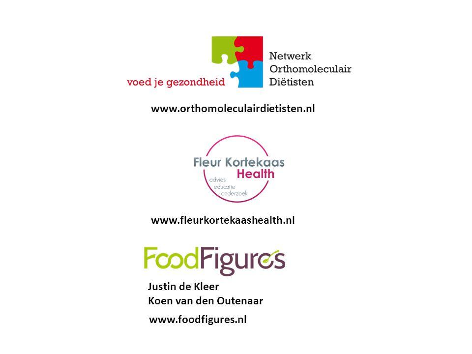 www.orthomoleculairdietisten.nl www.fleurkortekaashealth.nl