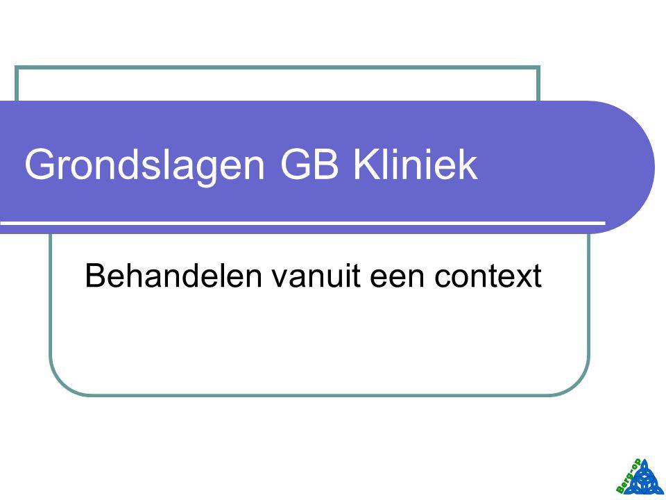 Grondslagen GB Kliniek