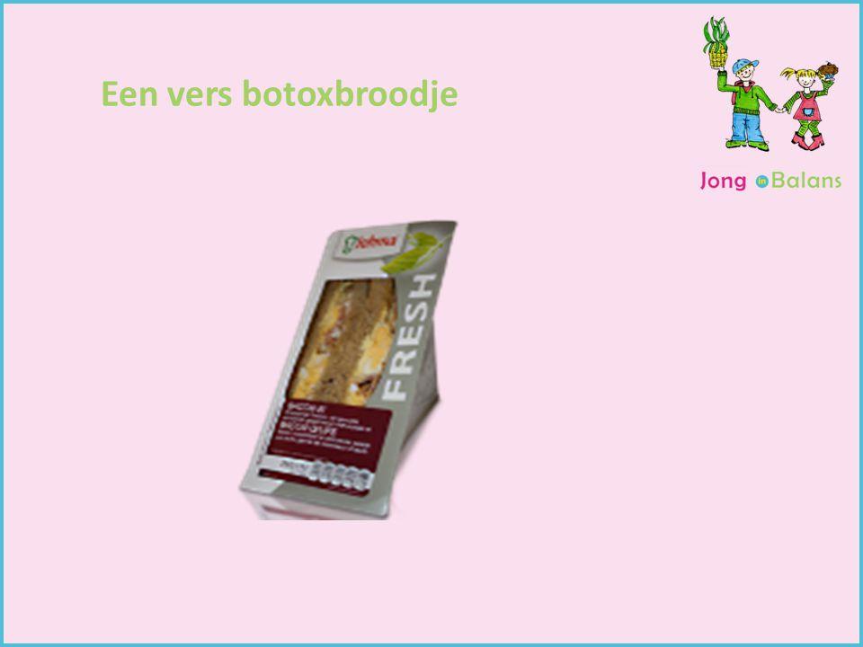 Een vers botoxbroodje Gewichtsconsulent Begeleiding van kinderen