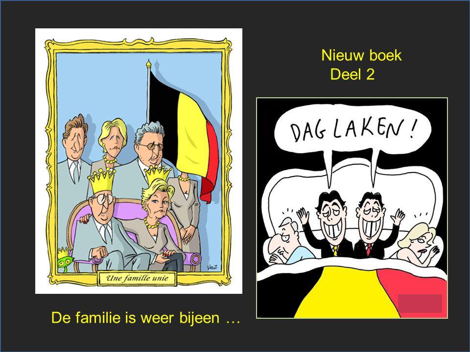 Nieuw boek Deel 2 De familie is weer bijeen …