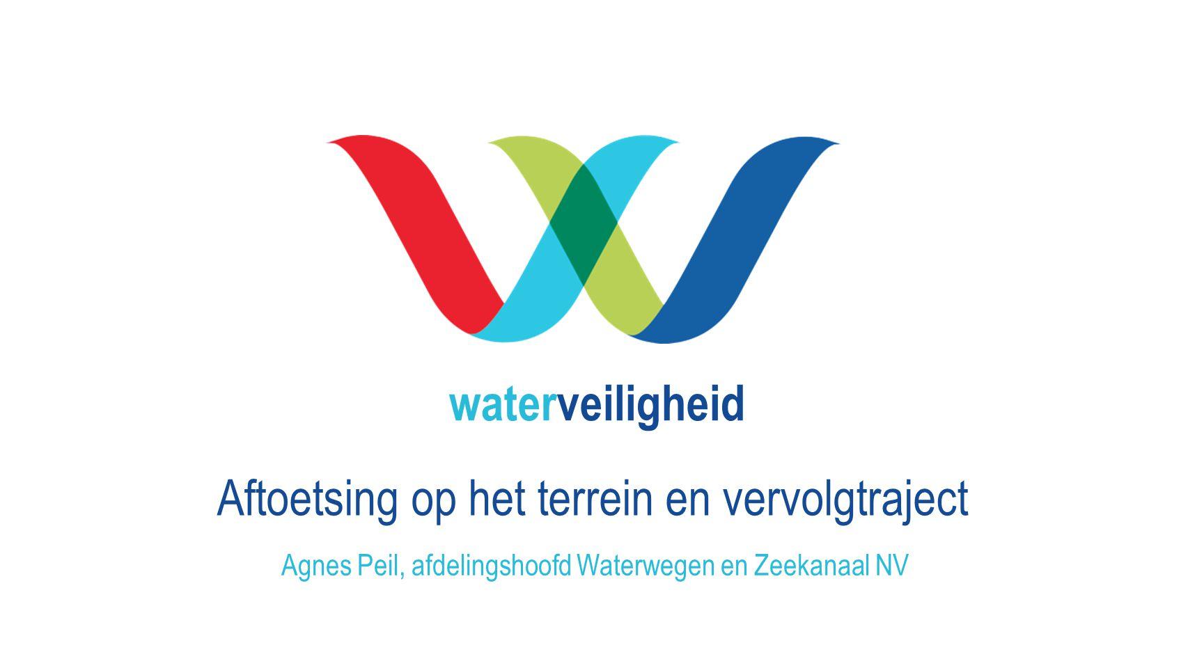 Agnes Peil, afdelingshoofd Waterwegen en Zeekanaal NV