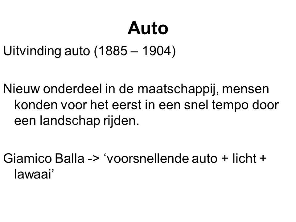 Auto Uitvinding auto (1885 – 1904)