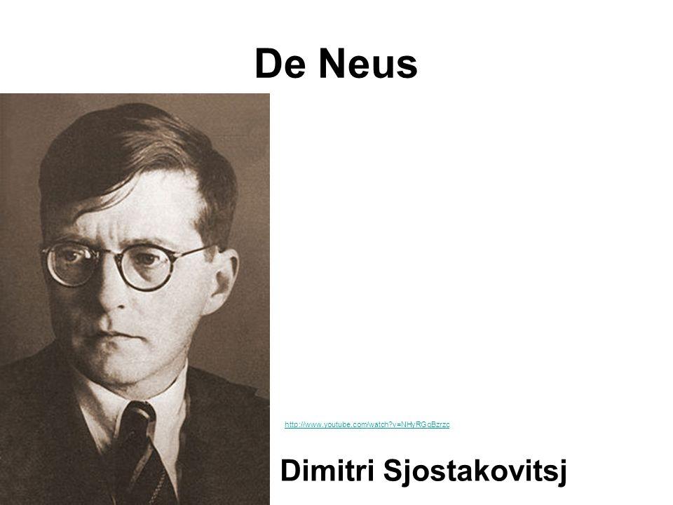 De Neus Dimitri Sjostakovitsj