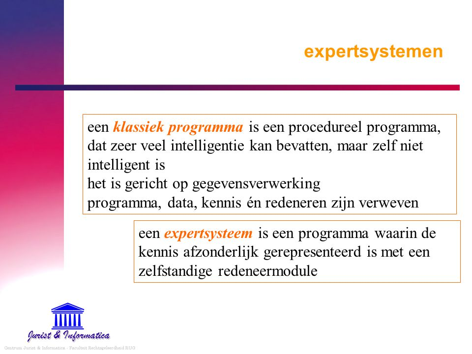 expertsystemen