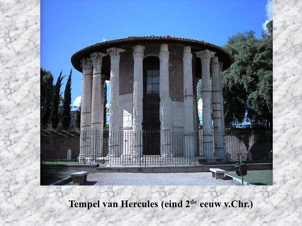 Tempel van Hercules (eind 2de eeuw v.Chr.)
