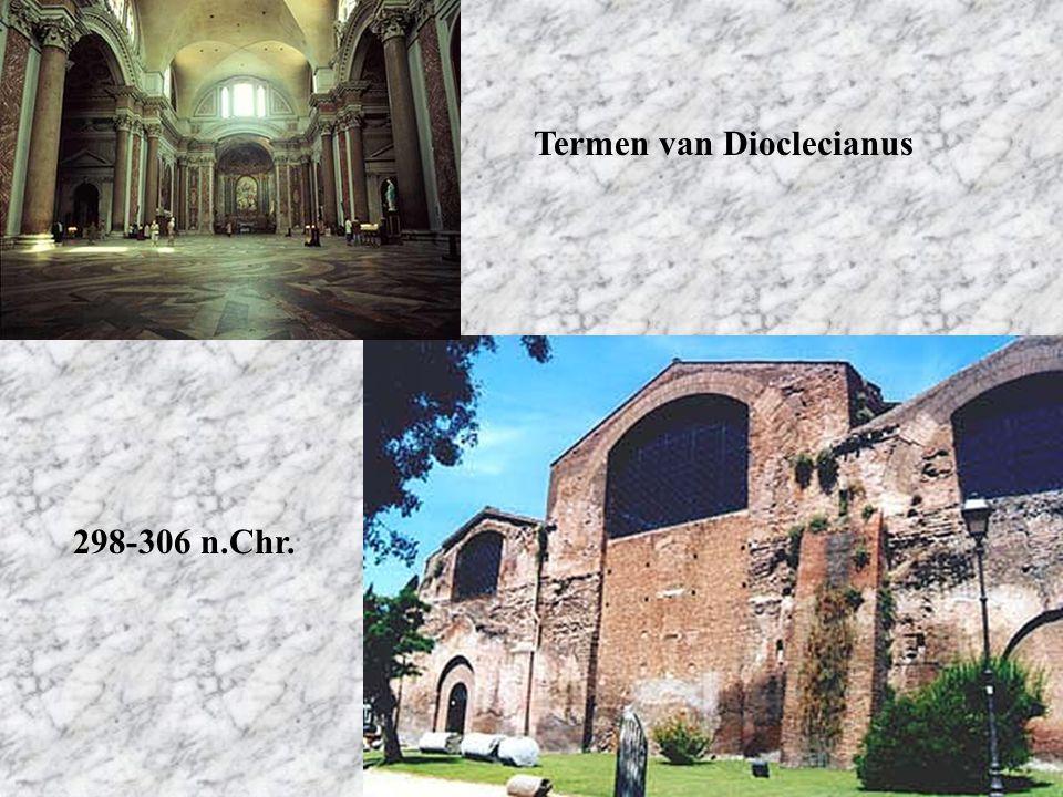 Termen van Dioclecianus