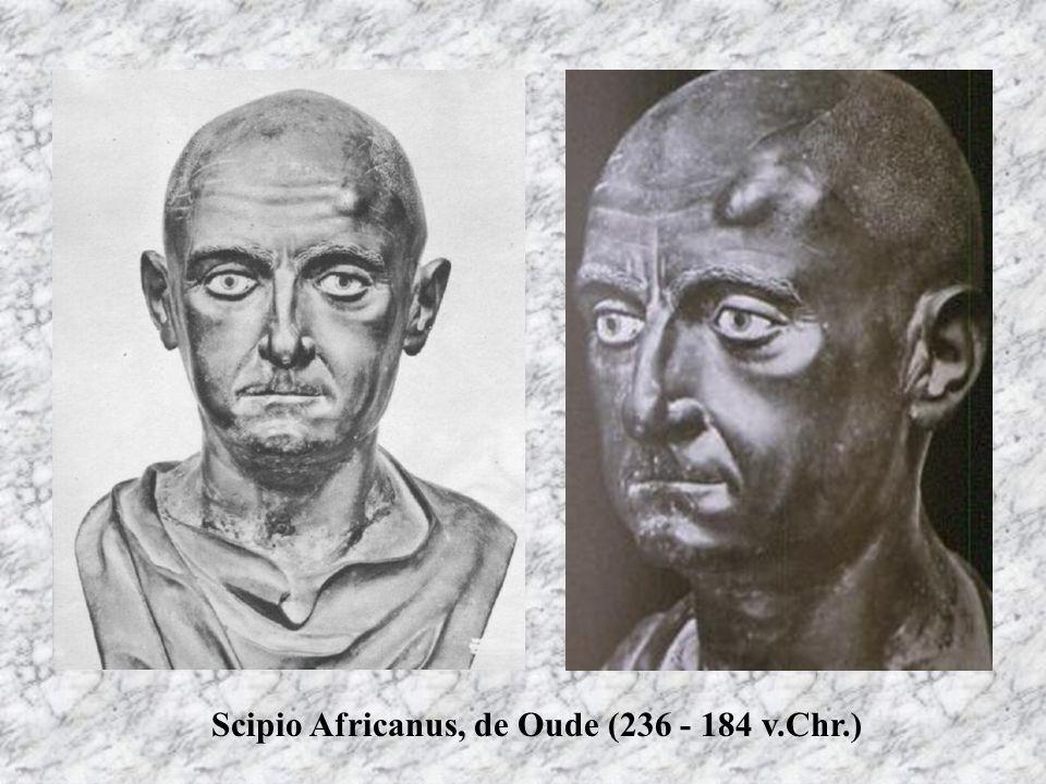 Scipio Africanus, de Oude (236 - 184 v.Chr.)