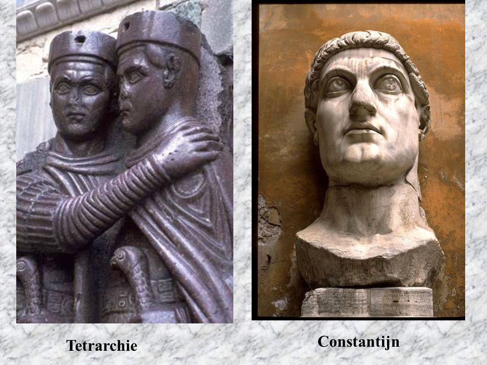 Constantijn Tetrarchie