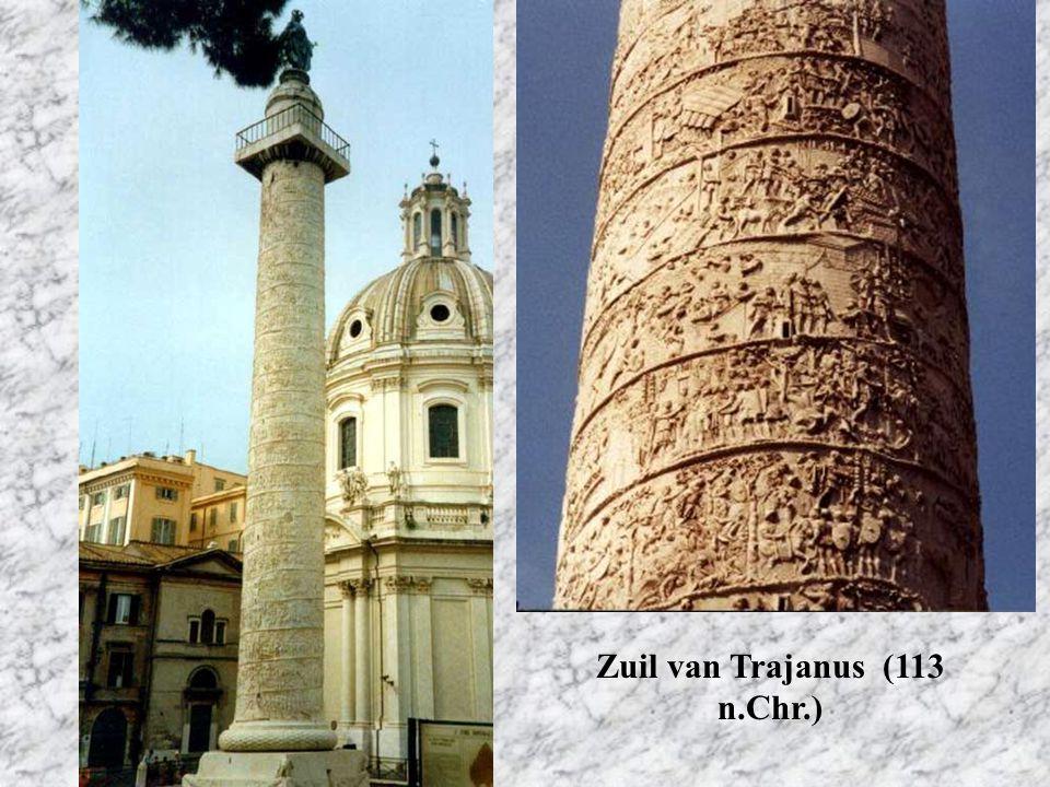 Zuil van Trajanus (113 n.Chr.)