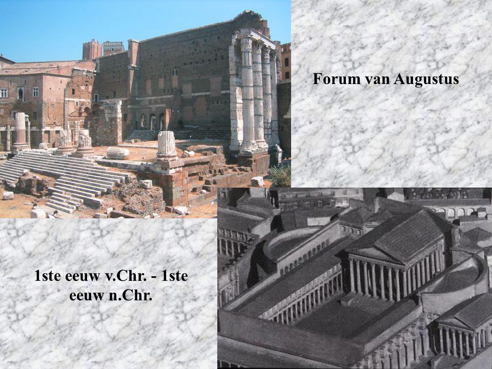 1ste eeuw v.Chr. - 1ste eeuw n.Chr.
