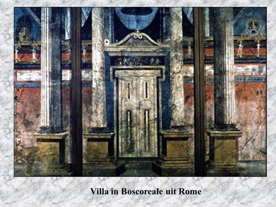 Villa in Boscoreale uit Rome