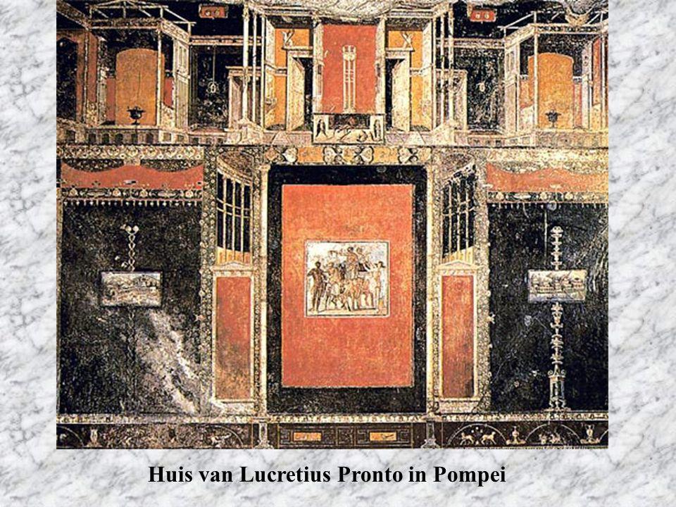 Huis van Lucretius Pronto in Pompei