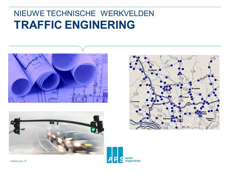 Nieuwe technische werkvelden Traffic Enginering