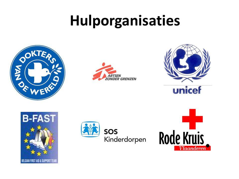 Hulporganisaties