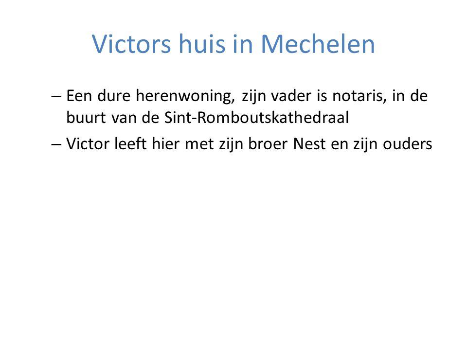 Victors huis in Mechelen