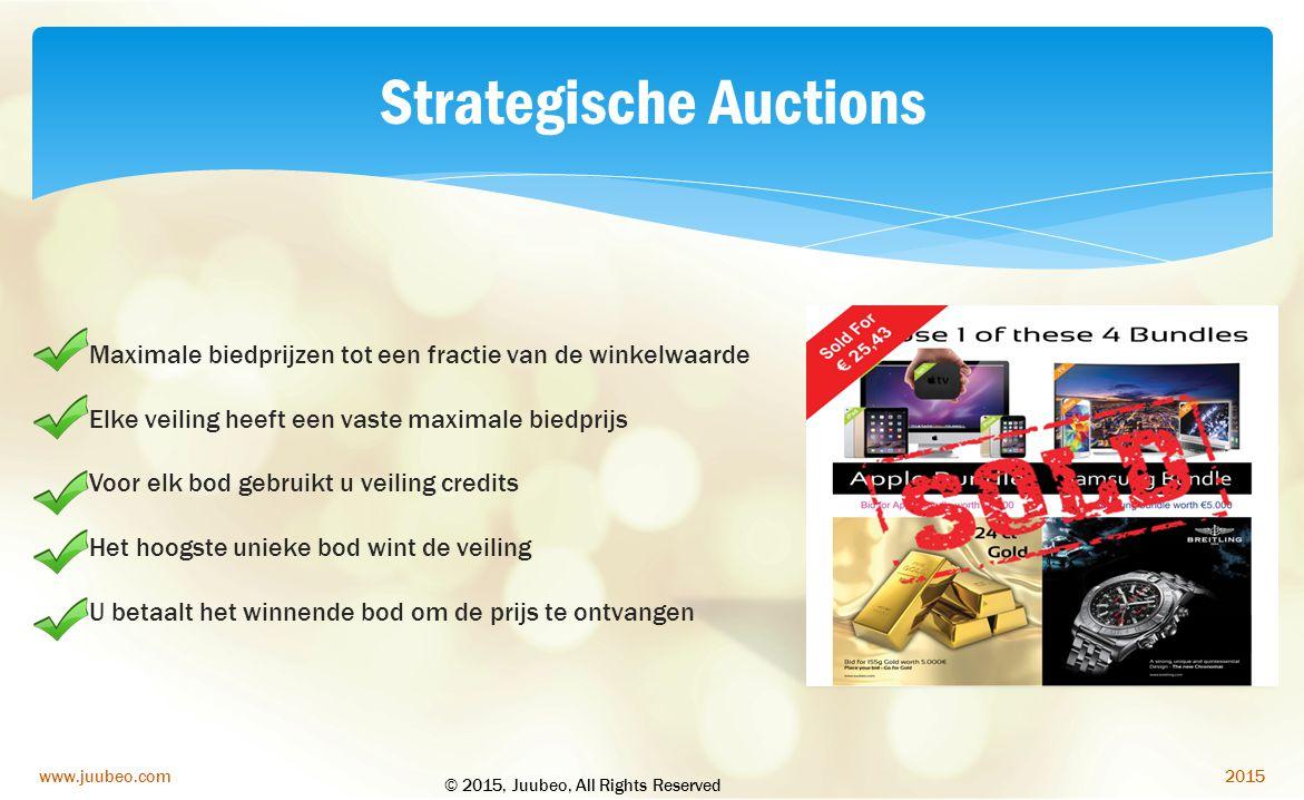 Strategische Auctions