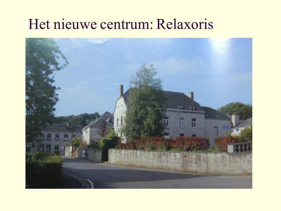 Het nieuwe centrum: Relaxoris