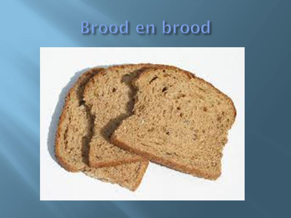 Brood en brood