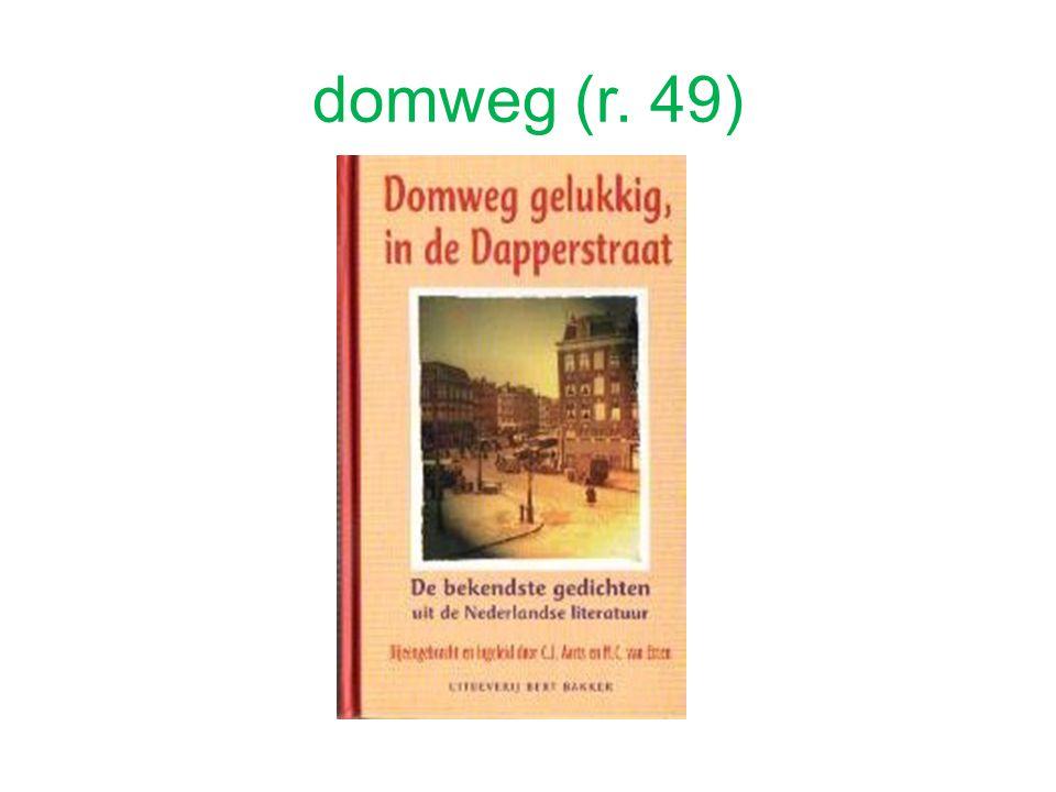 domweg (r. 49)
