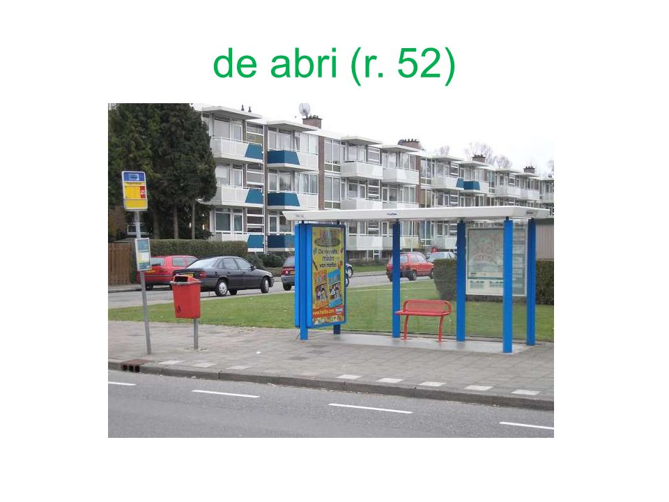 de abri (r. 52)